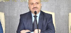 Başkan Mersinli'den gündeme ilişkin önemli açıklamalar