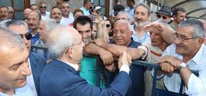 """CHP Genel Başkanı Kılıçdaroğlu: """"Çay olmazsa Rize olmaz, fındık olmazsa Karadeniz olmaz"""" CHP'li Fındıklı Belediyesi'ni ziyaret eden CHP Genel Başkanı Kemal Kılıçdaroğlu, Fındıklı halkına seslendi"""