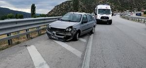Çorum'da 11 araç birbirine girdi: 7 yaralı