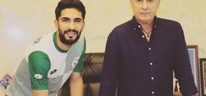 Ayvaz Koç, Manavgat Belediyespor ile sözleşme imzaladı
