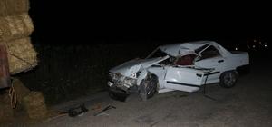 Bilecik'te trafik kazası, 1 kişi yaralandı Yaralanan sürücünün 70 promil alkollü olduğu ortaya çıktı