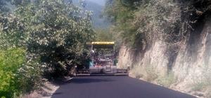 Ordu ilçelerine sıcak asfalt konforu