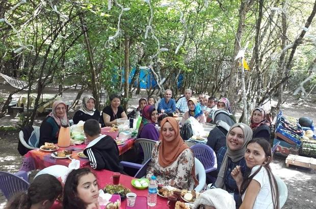 Devrekanili kadınlar, kültür ve doğa gezisinde buluştu