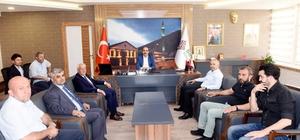 """Başkan Altay: """"Aşkla çalışmaya devam edeceğiz"""""""