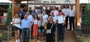 ÖTO, tur acentalarını Birgi ve Gölcük'te ağırladı