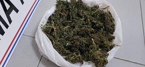 Manisa'da uyuşturucu operasyonu: 115 gram kubar esrar ele geçirildi