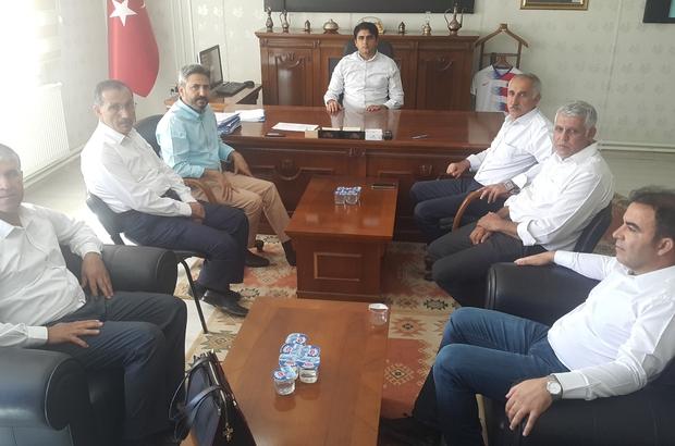 "Milletvekili Aydın, ""Samsat'ın yaraları sarılmaya başlandı"""