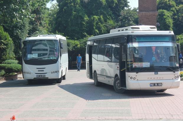 Turgutlu'da arefe günü mezarlık ulaşımı ücretsiz
