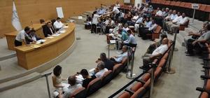 Akhisar Belediyesi'nde hedef, öz sermayeyi arttırmak Akhisar Belediyesi Ağustos ayı meclis toplantısı