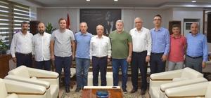 Beşiktaşlı Halim Okta, Salihli'de futbol koordinatörü oldu Salihli'de Ferudun Yarkın dönemi