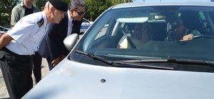 Bayram öncesi trafik kontrolleri arttı Trafik ekipleri 67 aracı trafikten men etti