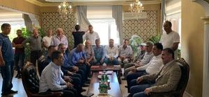 MHP'li Avşar, Kuluncak halkıyla buluştu