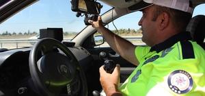 Kula'da bayram tedbirleri üst düzey seviyede Kurallara uymayan sürücülere ceza