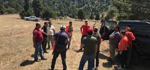 Çiftçileri bıktıran yaban domuzları için mücadele maksatlı sürek avı Tüm güvenlik önlemleri alındı, avcılar ve görevliler için sağlık ve Jandarma ekipleri de hazır bulundu