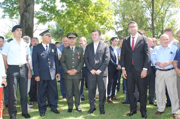 Ordu, Ünye'de bayramlaştı