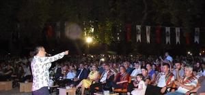 Geleneksel Balıkesirliler buluşması Balya'da yapıldı Balya, Kadıköy'de yapılan buluşma muhteşem oldu