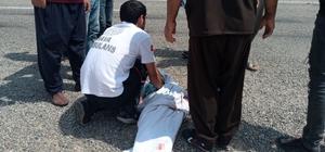 Diyarbakır'da katliam gibi kaza: 4 ölü, 4'ü ağır 8 yaralı Ambulans helikopter, ağır yaralıları almak için karayoluna indi
