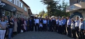 AK Parti teşkilatlarla bayramlaşmalarını tamamladı