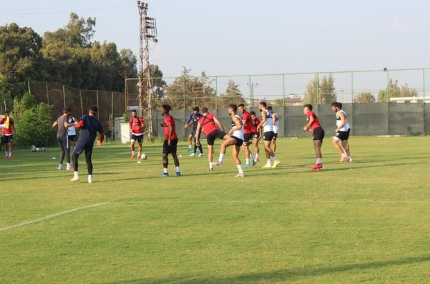 Hatayspor, Altınordu hazırlıklarını tamamladı Hatayspor, Bolu'da oynanacak Altınordu maçının Hatay'daki hazırlıklarını tamamladı