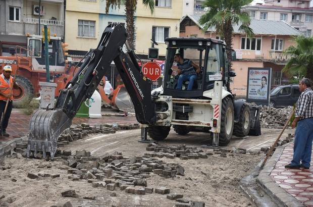Devlet Bahçeli Bulvarı'na 2 bin ton asfalt serilecek