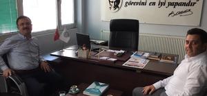Bakan yardımcısı Öner Demirci'deki yatırımlar hakkında bilgi aldı