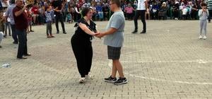 Yozgatlı down sendromlu kuzenlerin tango gösterisi beğeni topladı