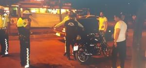 Ceyhan'da motosiklet sürücülerine 21 bin 604 lira ceza