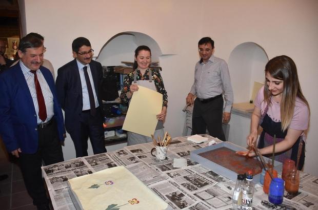 Şehzadeler Belediyesi geleneksel el sanatlarını öğretecek