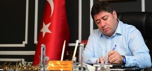 """Aşkın Tören: """"Mazeretimiz yok"""" Altınordu Belediye Başkanı Aşkın Tören: """"Klasik belediyecilik hizmetleriyle yetinmeden, verimlilik ve tasarruf ilkeleri çerçevesinde mazeretsiz çalışıyoruz"""""""