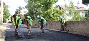 Seydişehir'de asfalt ve yol çalışmaları devam ediyor