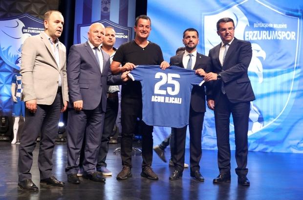 Başkan Sekmen'den Erzurumspor teşekkürü ile ilgili görsel sonucu