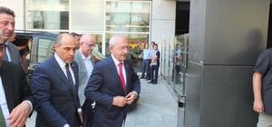 CHP Genel Başkanı Kılıçdaroğlu Bandırma'da