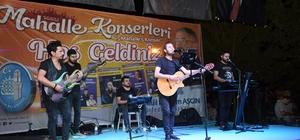 """Çorum Belediyesi'nden mahalle konseri Çorum Belediye Başkanı Halil İbrahim Aşgın; """"Gönüller yapmaya geldik"""""""