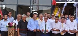 Alaşehir Şoförler Odası yeni hizmet binasına taşındı
