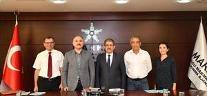 Altınova MYO'ya MARKA desteği