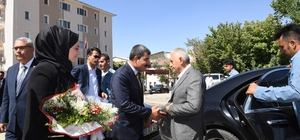 TBMM Eski Başkanı Yıldırım'dan Muş Belediyesi'ne Ziyaret Başkan Asya, belediye hizmetleri hakkında Yıldırım'ı bilgilendirdi