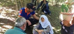 Sakarya'da kaybolan 91 yaşındaki kadın bulundu