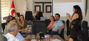 Ödemiş Ticaret Odası, ihracat eğitimlerine devam ediyor