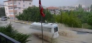 Malatya için sağanak yağış uyarısı