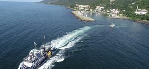 """Ordulu balıkçılar dualarla denize açıldı Ordu Büyükşehir Belediye Başkanı Hilmi Güler: """"Denizlerimizi daha aktif kullanmalıyız"""""""