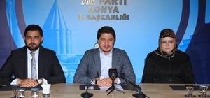 Milletvekili Selman Özboyacı gündemi değerlendirdi