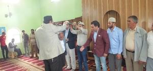 Malazgirt'te husumetli 7 aile barıştırıldı