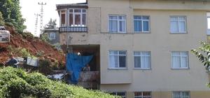 """Rize'nin Derepazarı ilçesinde dün yaşanan selin yaraları sarılıyor Derepazarı Belediye Başkanı Selim Metin: """"Afet sonrası bizi aramaları için illa birilerinin ölmesi mi gerekiyor?"""""""