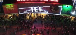 İzmir'de toplu ulaşıma Fuar düzenlemesi