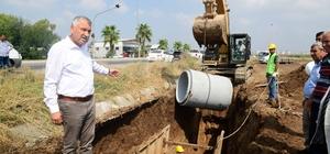 """Adana'da 21 mahallenin atık su sorunu çözüldü Büyükşehir Belediye Başkanı Zeydan Karalar: """"5 yıl bitmeden suyu, arıtması olmayan yer kalmayacak"""""""
