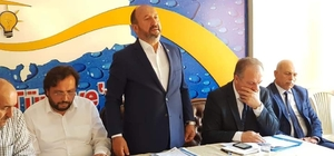 "Milletvekili Kavuncu, muhtarlarla biraraya geldi AK Parti Çorum milletvekili Erol Kavuncu; ""Bizim tek derdimiz millete hizmet"""