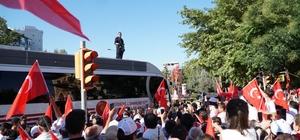 Cumhurbaşkanı Erdoğan'dan Mihalıççık için doğalgaz müjdesi Recep Tayyip Erdoğan Anadolu Üniversitesi Cumhuriyet Tarihi Müzesi'nin açılışına katıldı