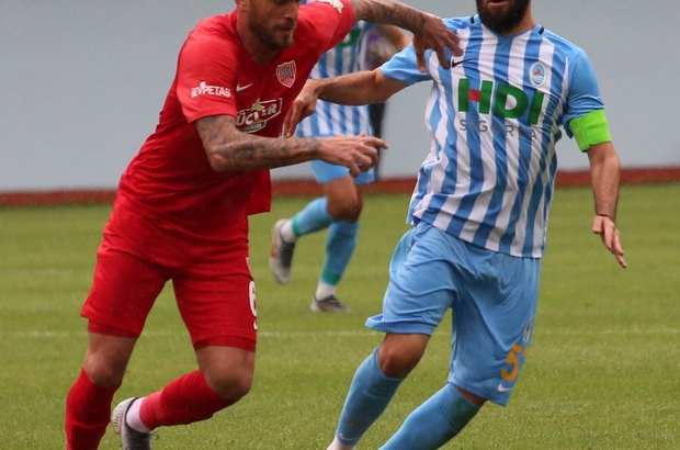 3. Lig 3. Grup Pazarspor: 0 - Nevşehir Belediyespor: 0