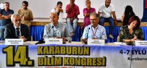 """Karaburun Bilim Kongresi'nde """"Yerel Yönetimler, Kriz ve Çıkışlar"""" paneli"""