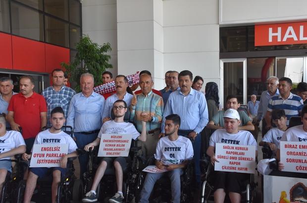 """DMD Aileleri Derneği: """"Destek verin, DMD'yi yenelim"""" 7 Eylül Dünya DMD Kas Hastalıkları Farkındalık Günü etkinliği düzenlendi"""